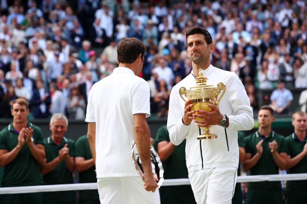 Wimbledon Finale Free Tv